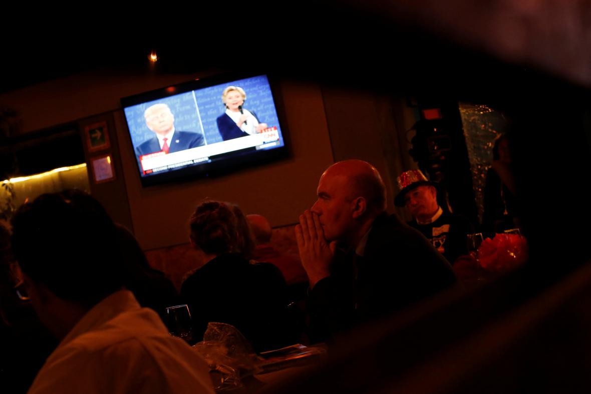 Debatu sledovali i lidé v Mexiku