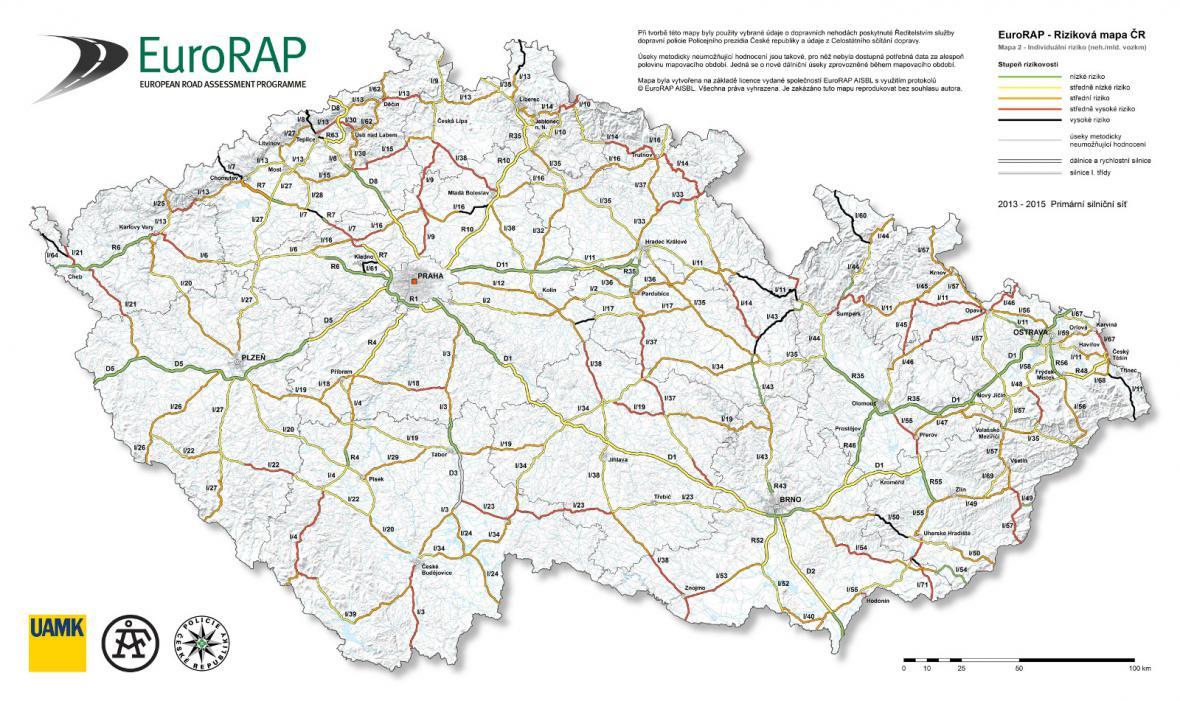 Riziková mapa