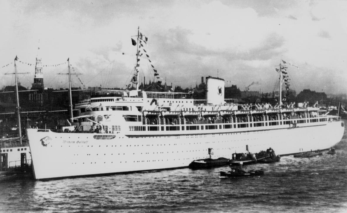 Loď Wilhelm Gustloff