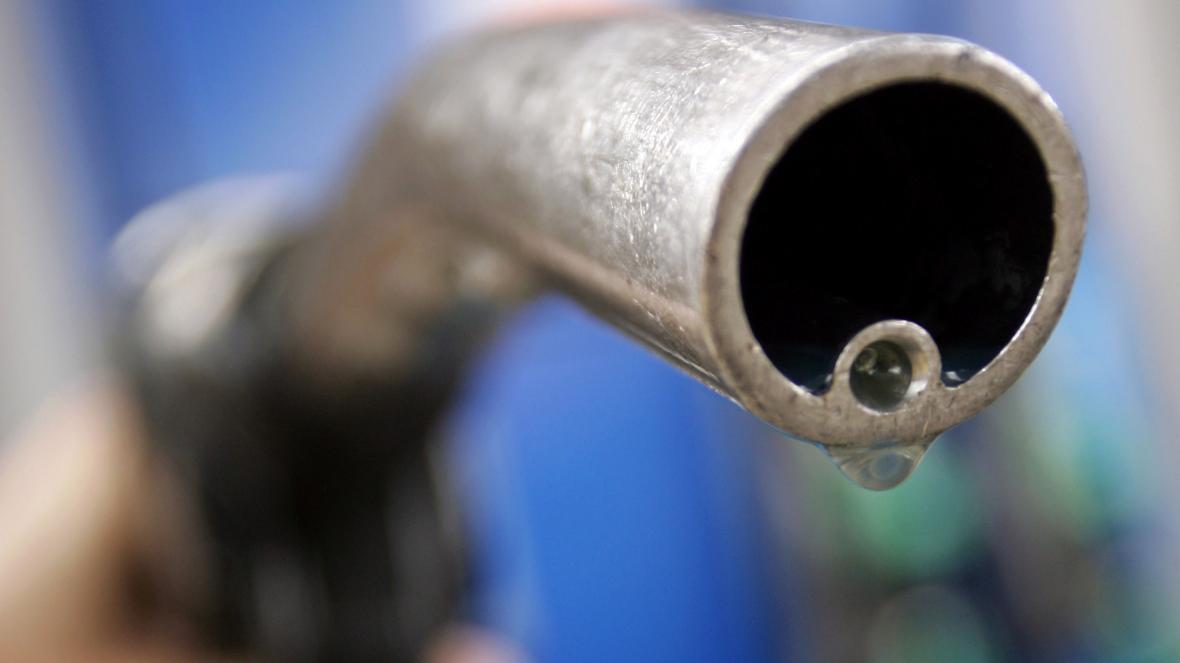 Benzinová stanice
