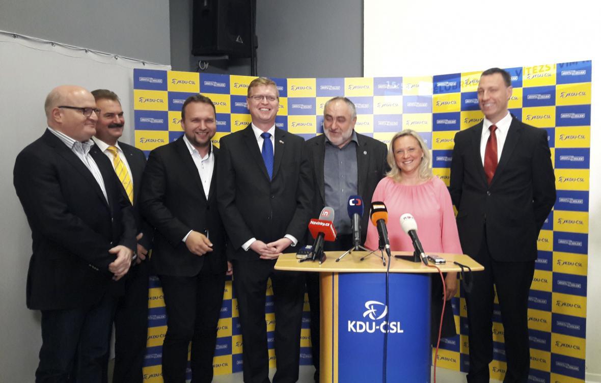 KDU-ČSL uspěla v letošních krajských i senátních volbách