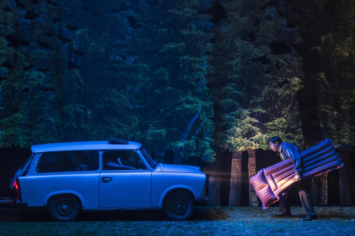 Opera Měsíc v Národním divadle