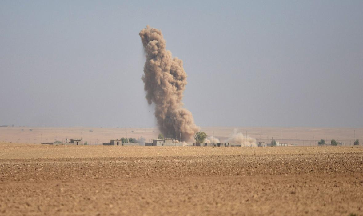 Mosulská ofenziva