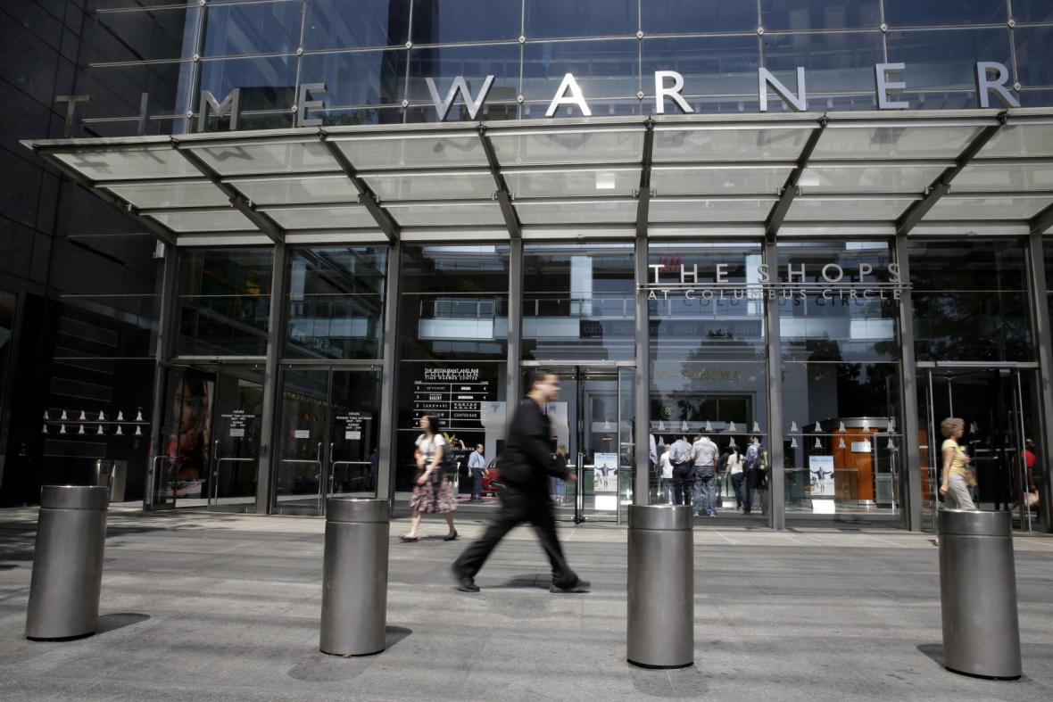 Sídlo Time Warner v New Yorku