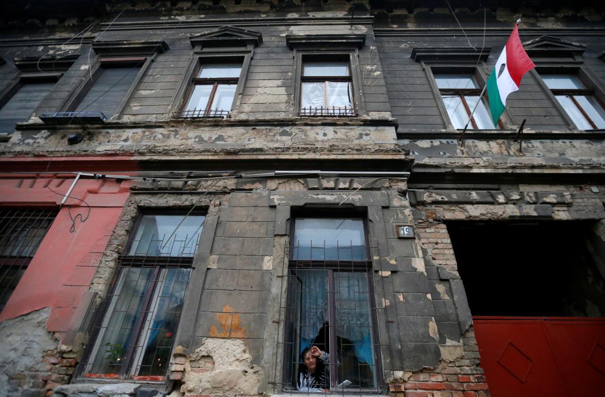 Některé domy nebyly od roku 1956 opraveny
