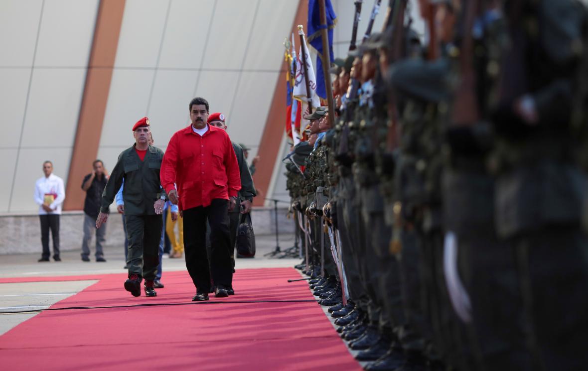 Nicolas Maduro vede dlouhodobý boj s opozicí