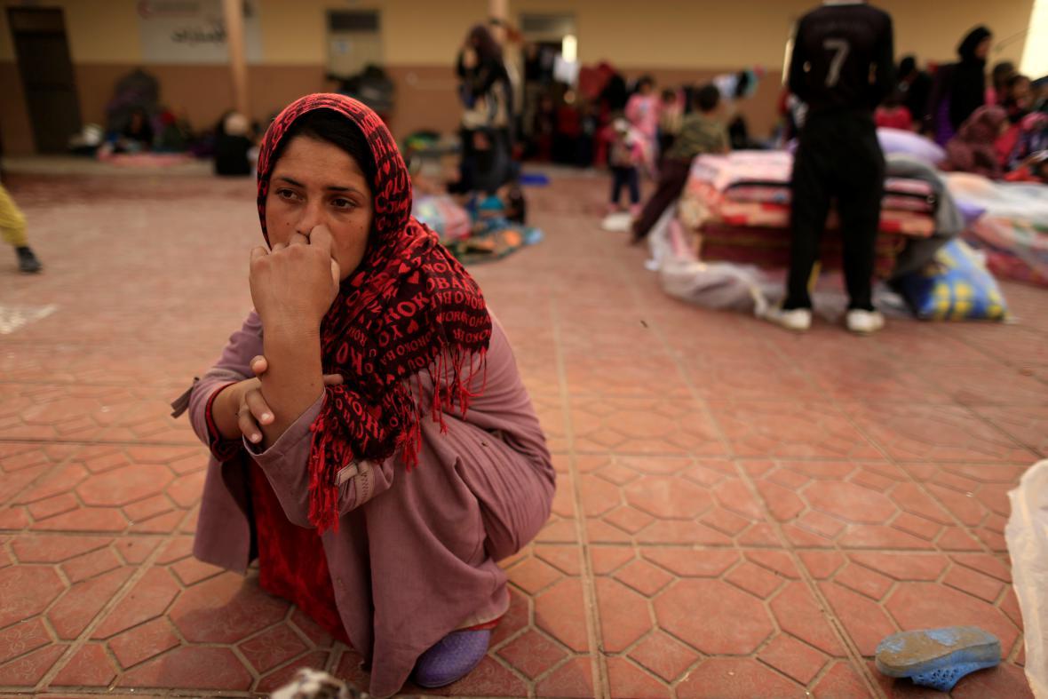 Iráčtí uprchlíci