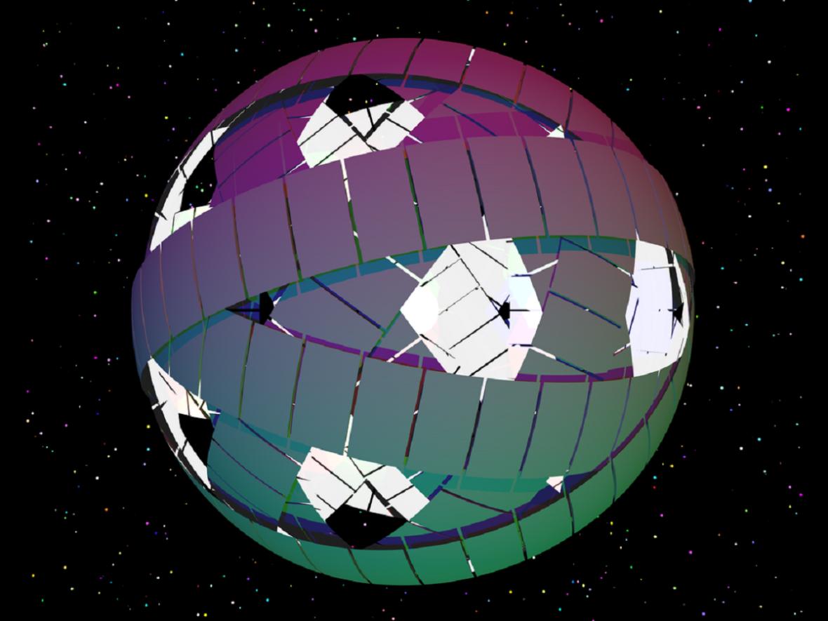 Dysonova sféra