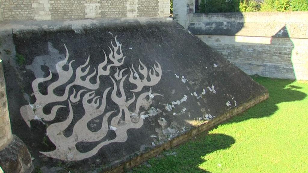 Výstava na zámku Vincennes
