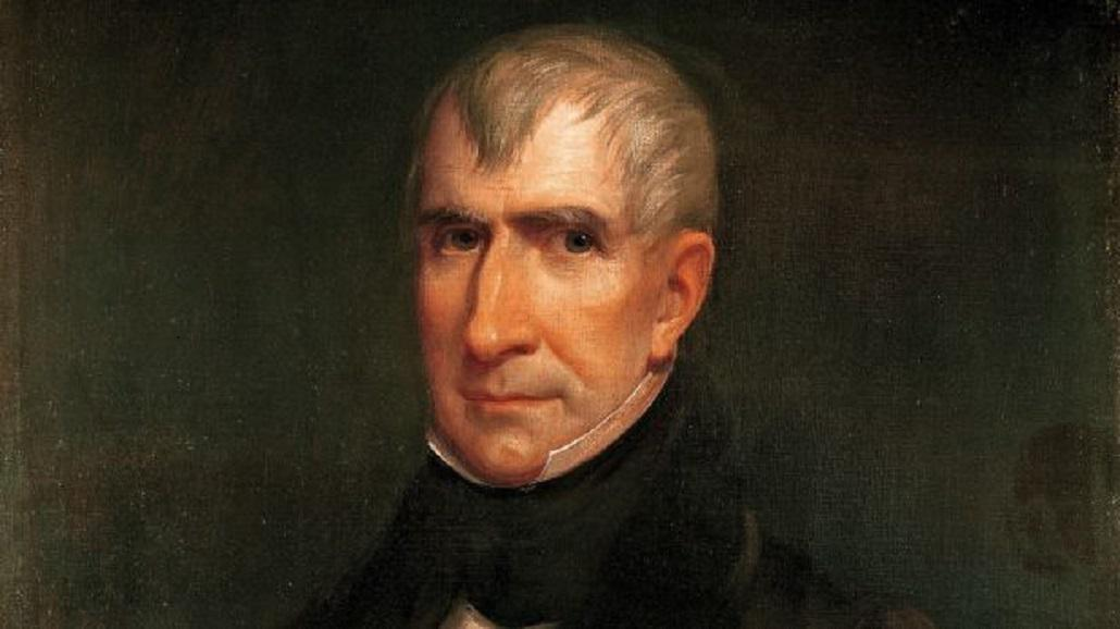 William Henry Harrison - devátý prezident USA