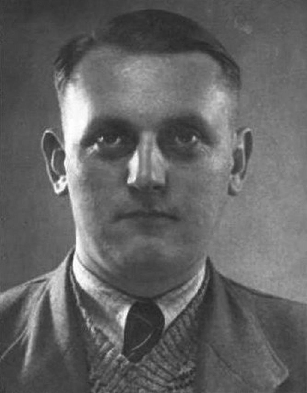 Heydrichův řidič Johannes Klein, který pronásledoval Gabčíka
