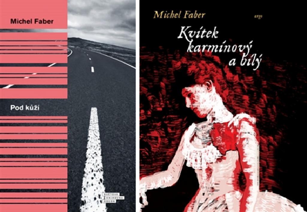 Knihy Michela Fabera