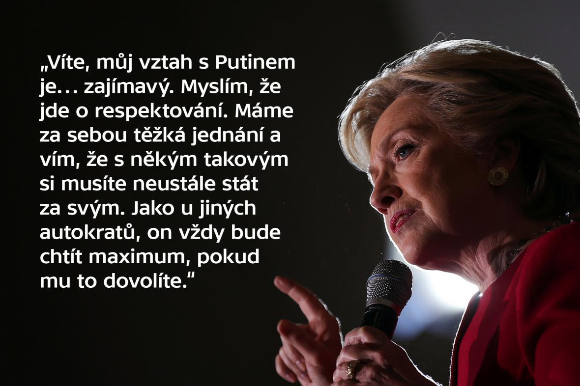 Synchron - Hillary Clinton