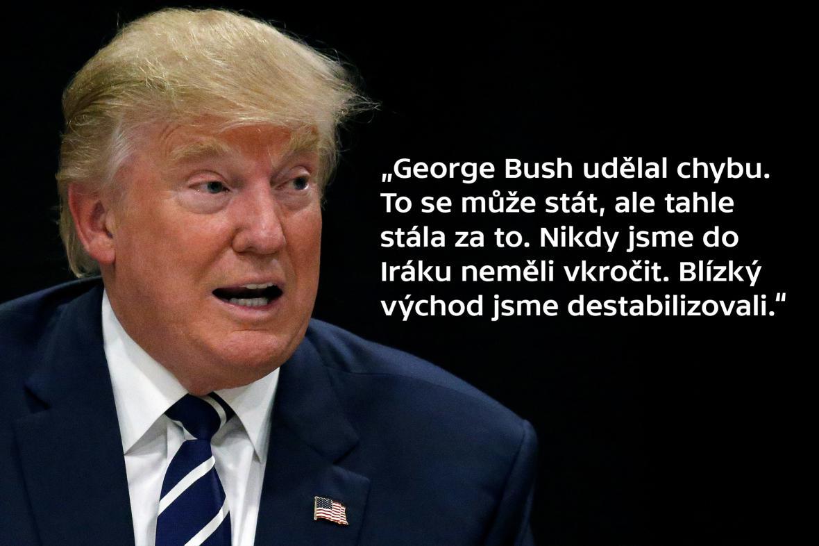 Synchron - Donald Trump
