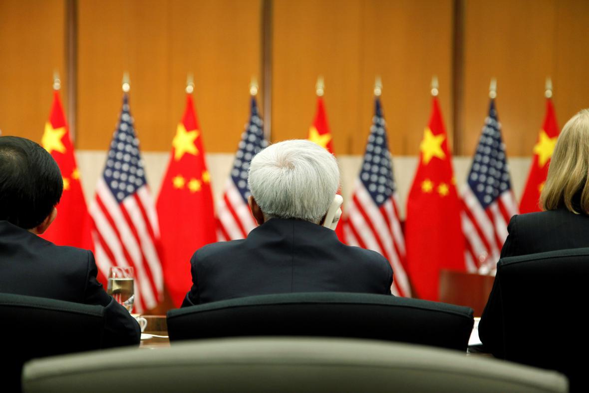 Čínsko-americký summit