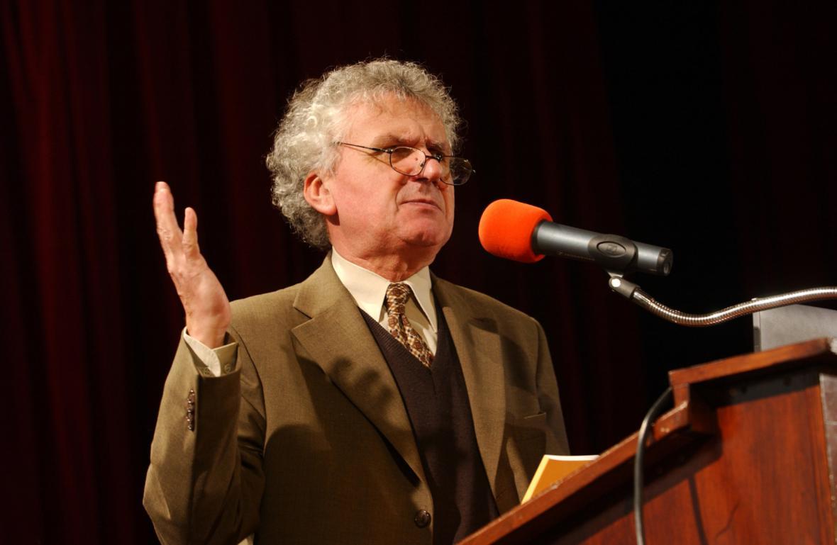 Dušan Tříska (na snímku z roku 2006)
