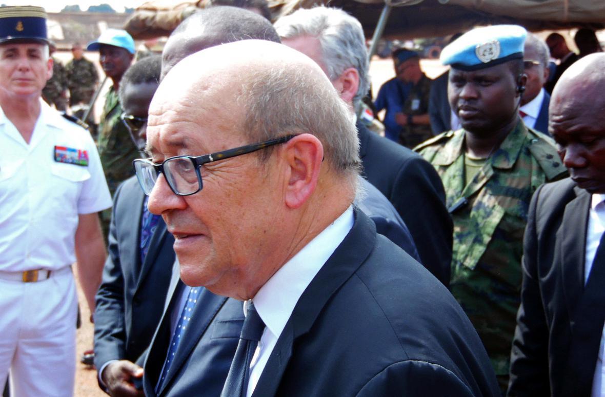 Francouzská intervence ve Středoafrické republice končí