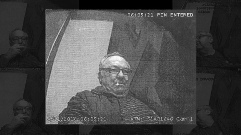 Muž, který vybíral peníze z účtu Miloslava Masopusta
