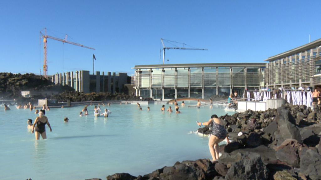 Turismus na Islandu