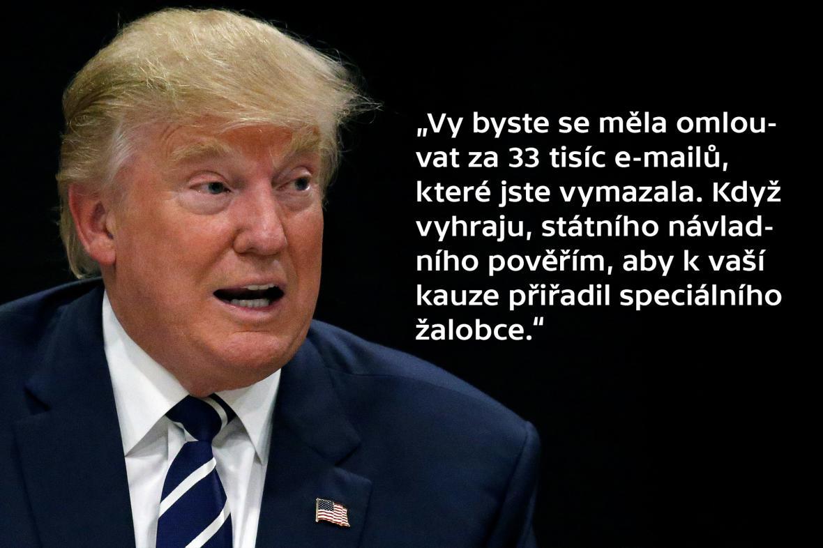 Synchron Donalda Trump