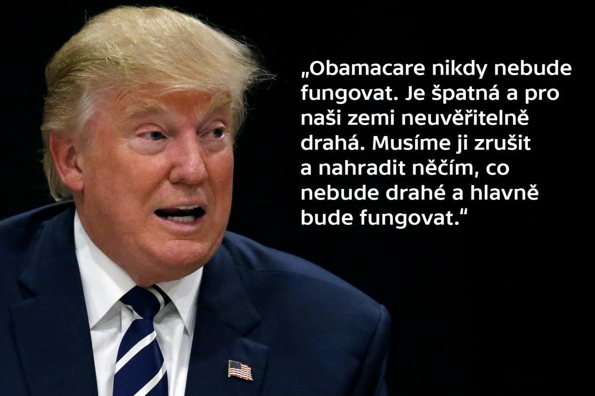 Synchron – Donald Trump
