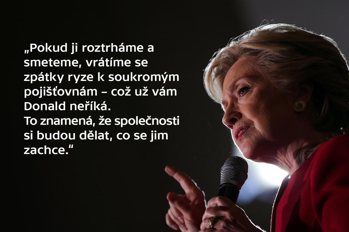 Synchron –Hillary Clinton