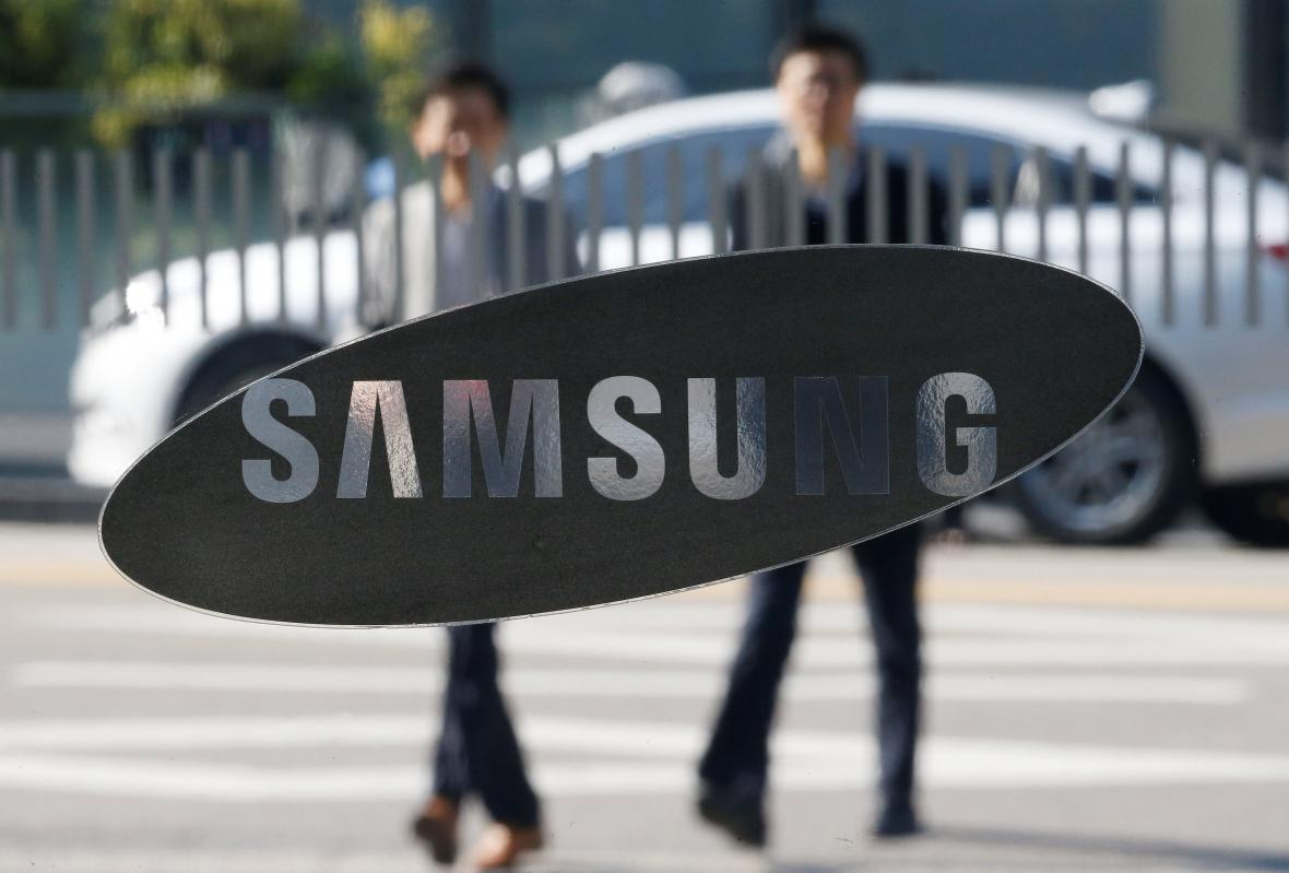 Razie v Samsungu