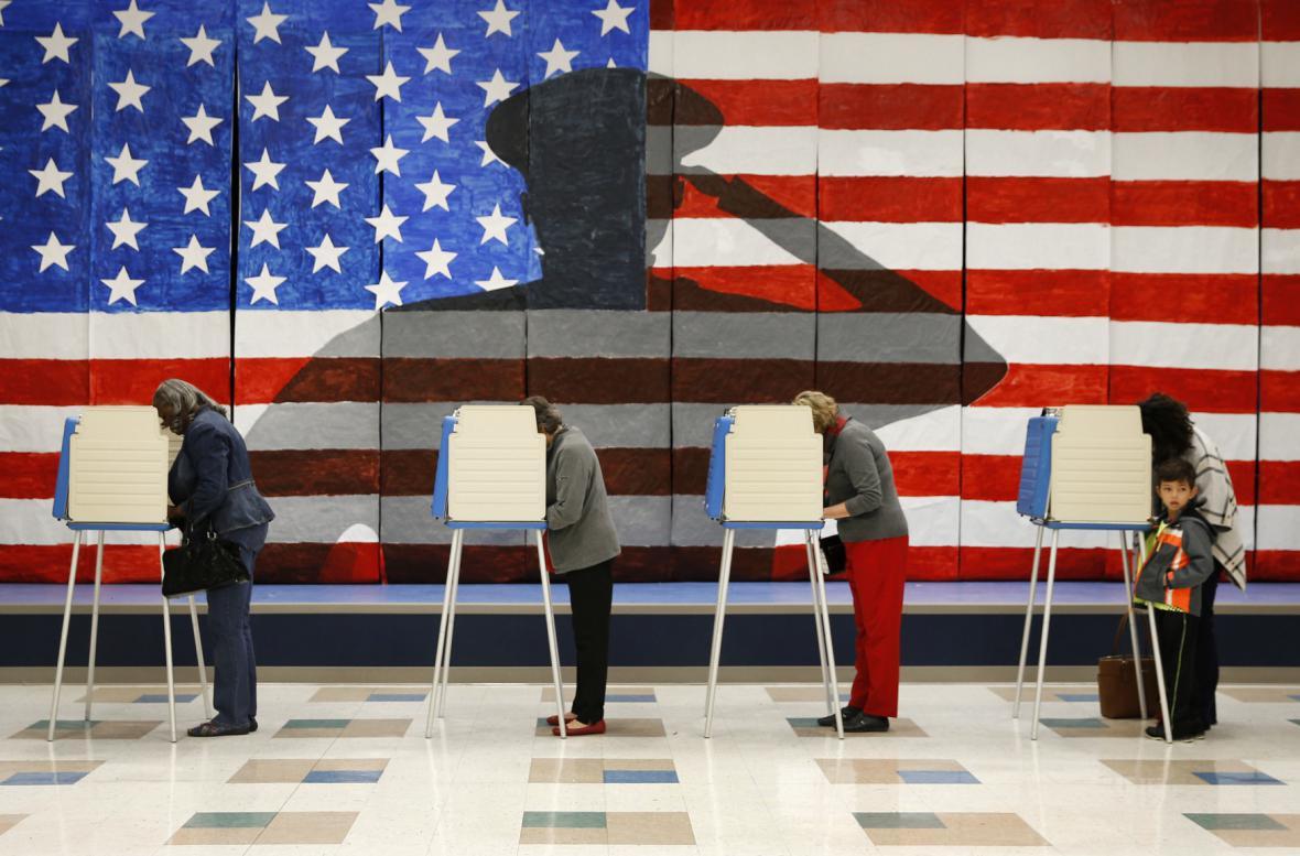 Volby ve Spojených státech