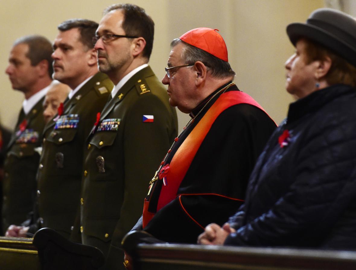Ekumenická bohoslužba k uctění válečných veteránů