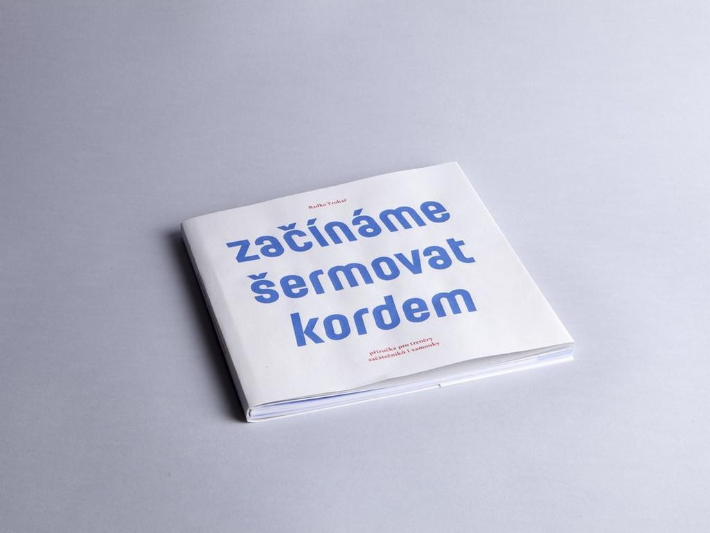 Josefina Karlíková: Radko Trohař / Začínáme šermovat kordem
