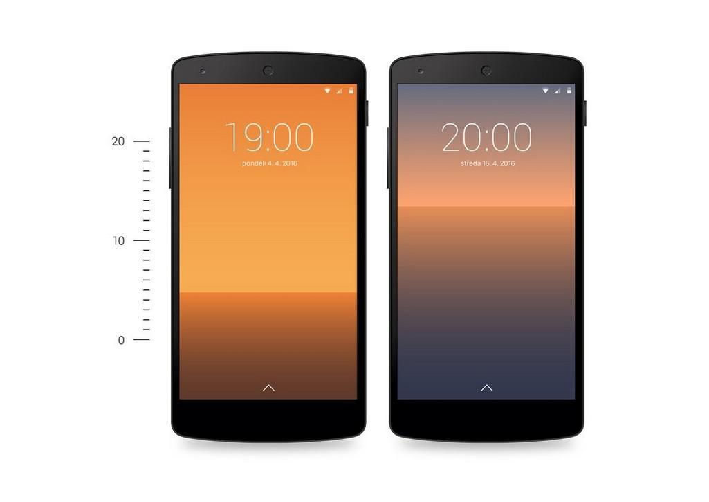 Lenka Štukhejlová: Rita - uživatelské rozhraní mobilní aplikace