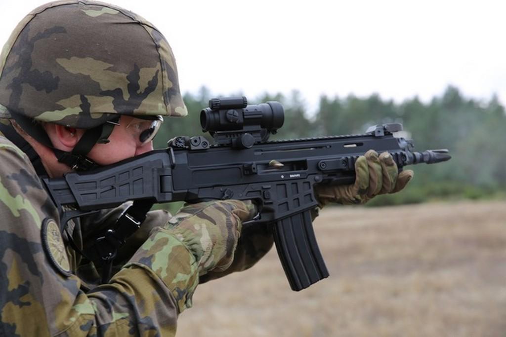 Druhá generace pušky BREN