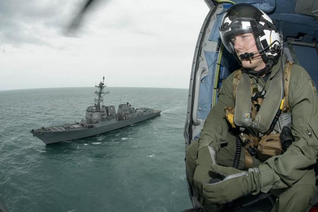 Do evakuace na Zélandu se zapojí válečné lodě