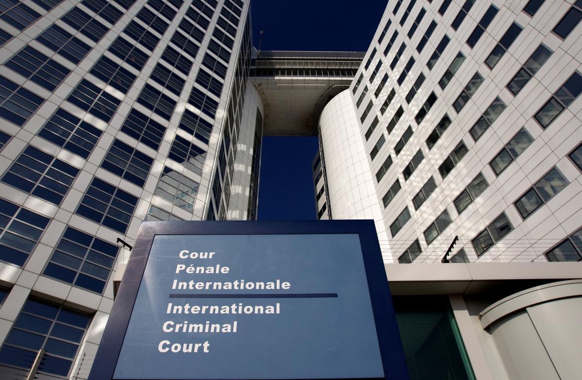 Mezinárodní trestní soud v Haagu