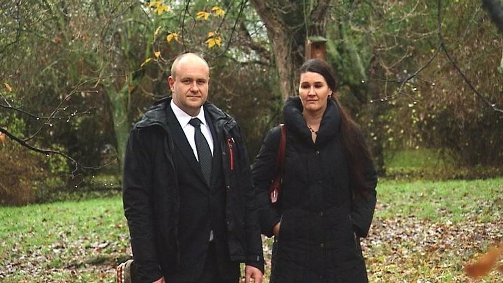 Tomáš Pelikán a Markéta Kabourková