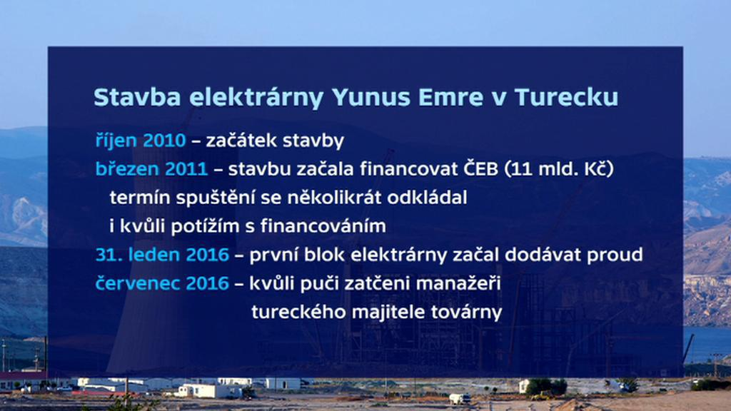 Kauza elektrárny v Turecku