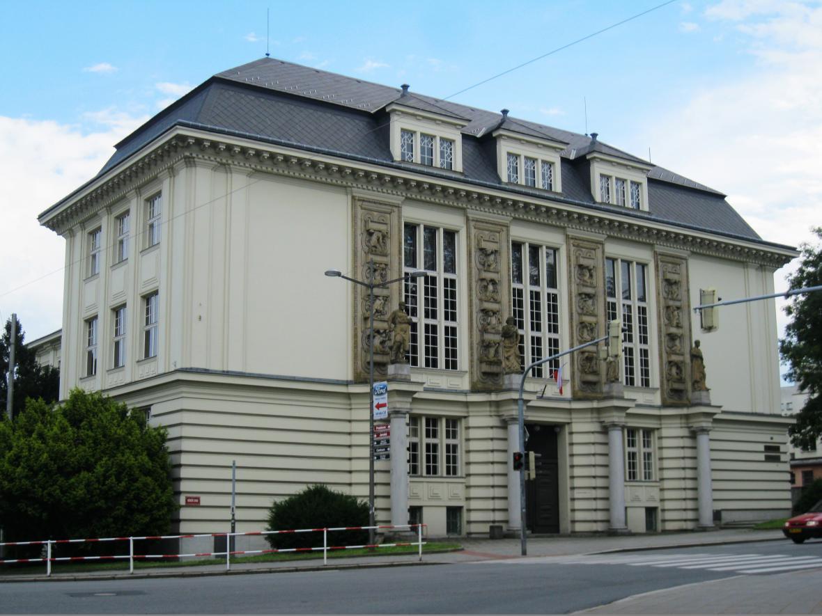 Společenský dům v Opavě