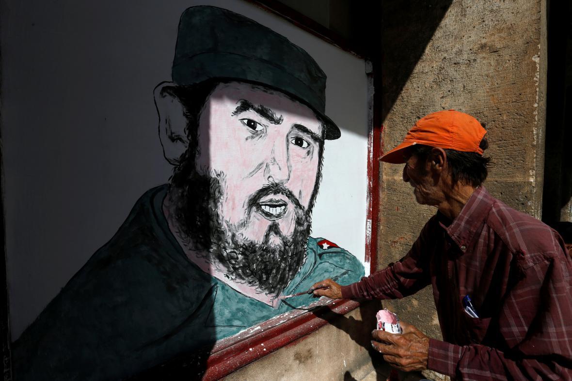 Castrův portrét