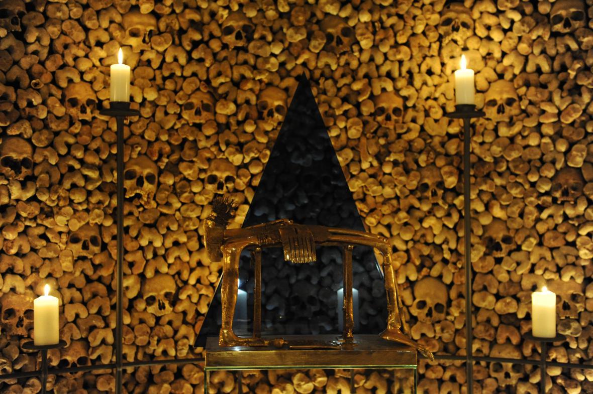 Brněnská kostnice je druhá největší v Evropě