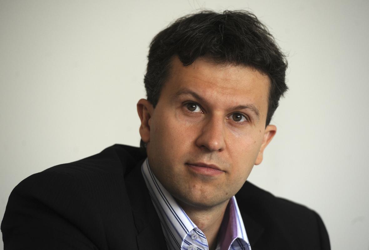 Jozef Janov, Babišův společník ve zdravotnickém byznysu /na snímku z roku 2011)