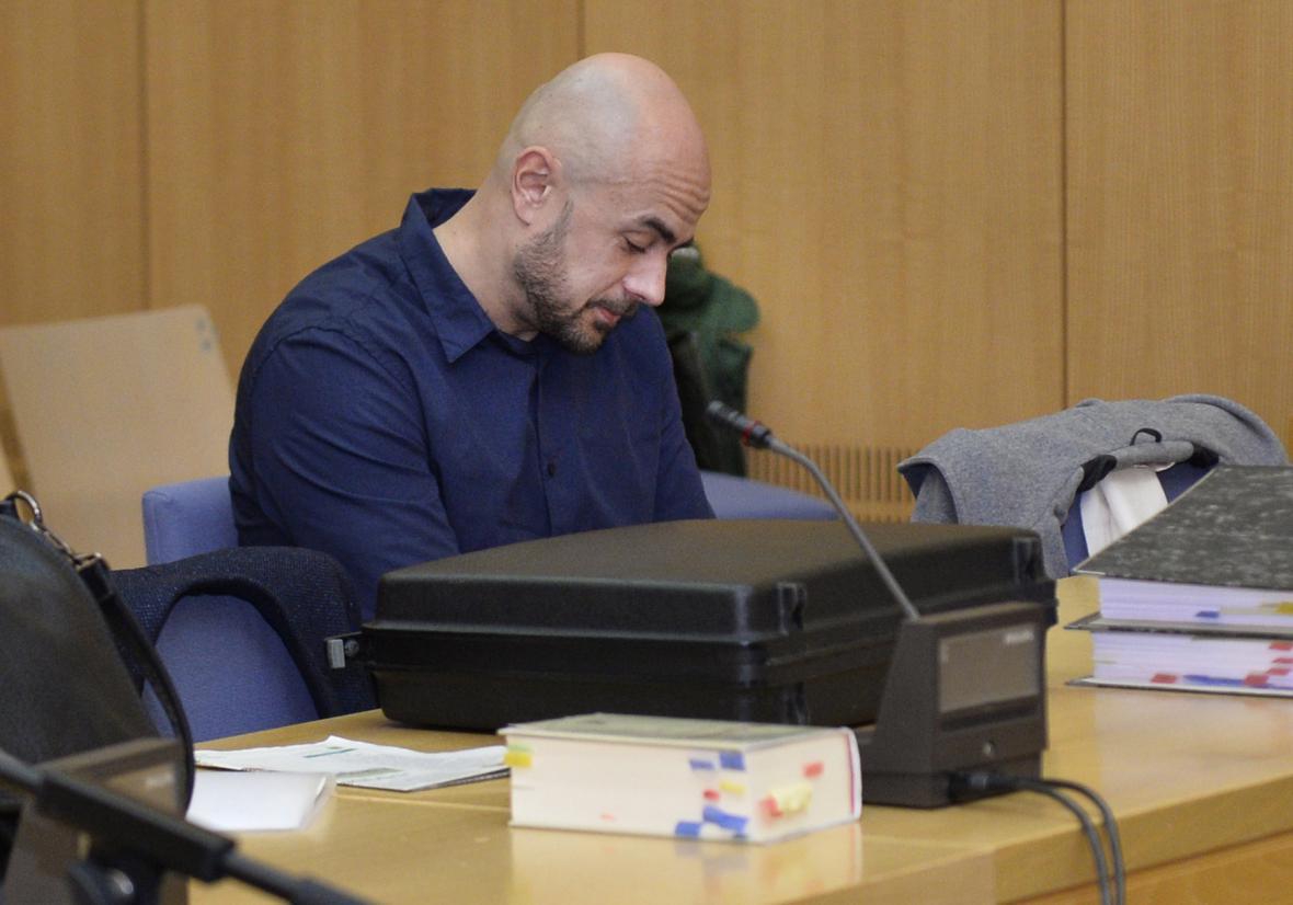 Obžalovaný Martin Janouš