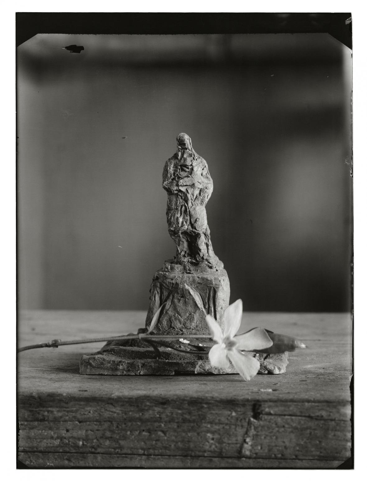 Z výstavy Josef Sudek: V ateliéru