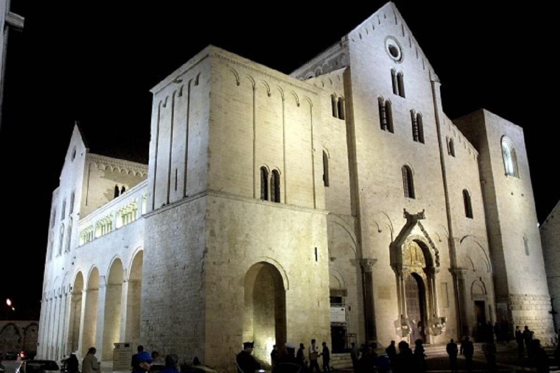 Bazilika sv. Mikuláše v Bari