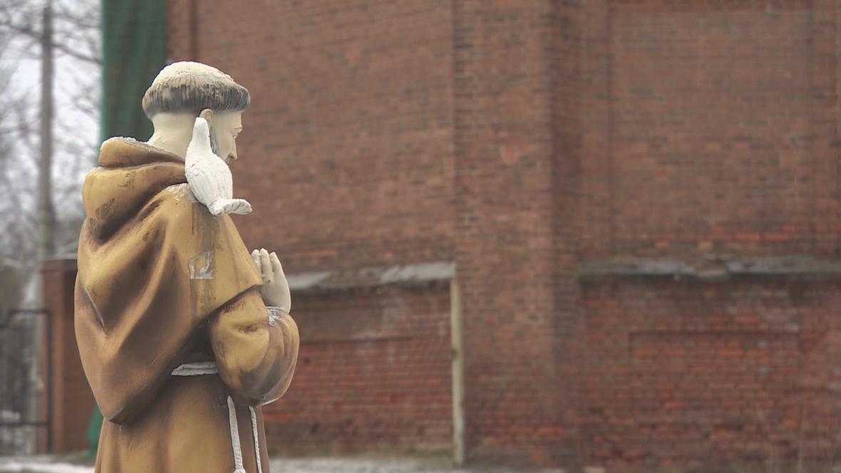 Římskokatolický kostel ve Smolensku