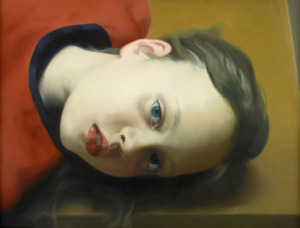 Gerhard Richter / Betty 1977