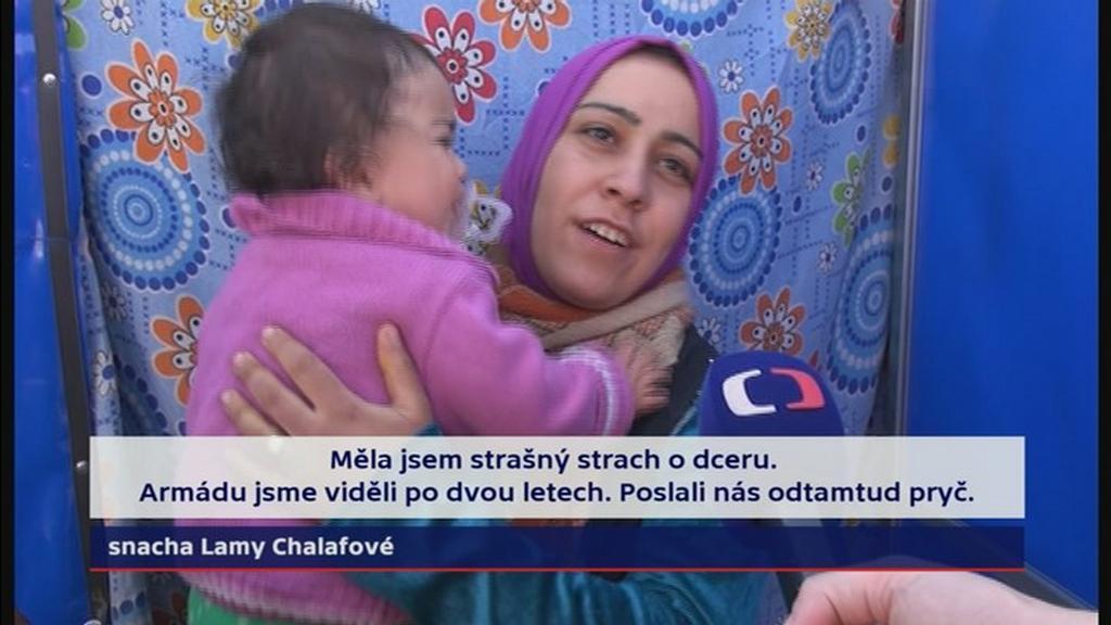 Irácká žena