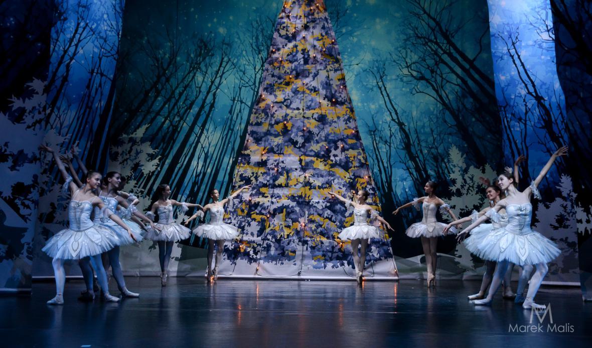 Louskáček - vánoční sen