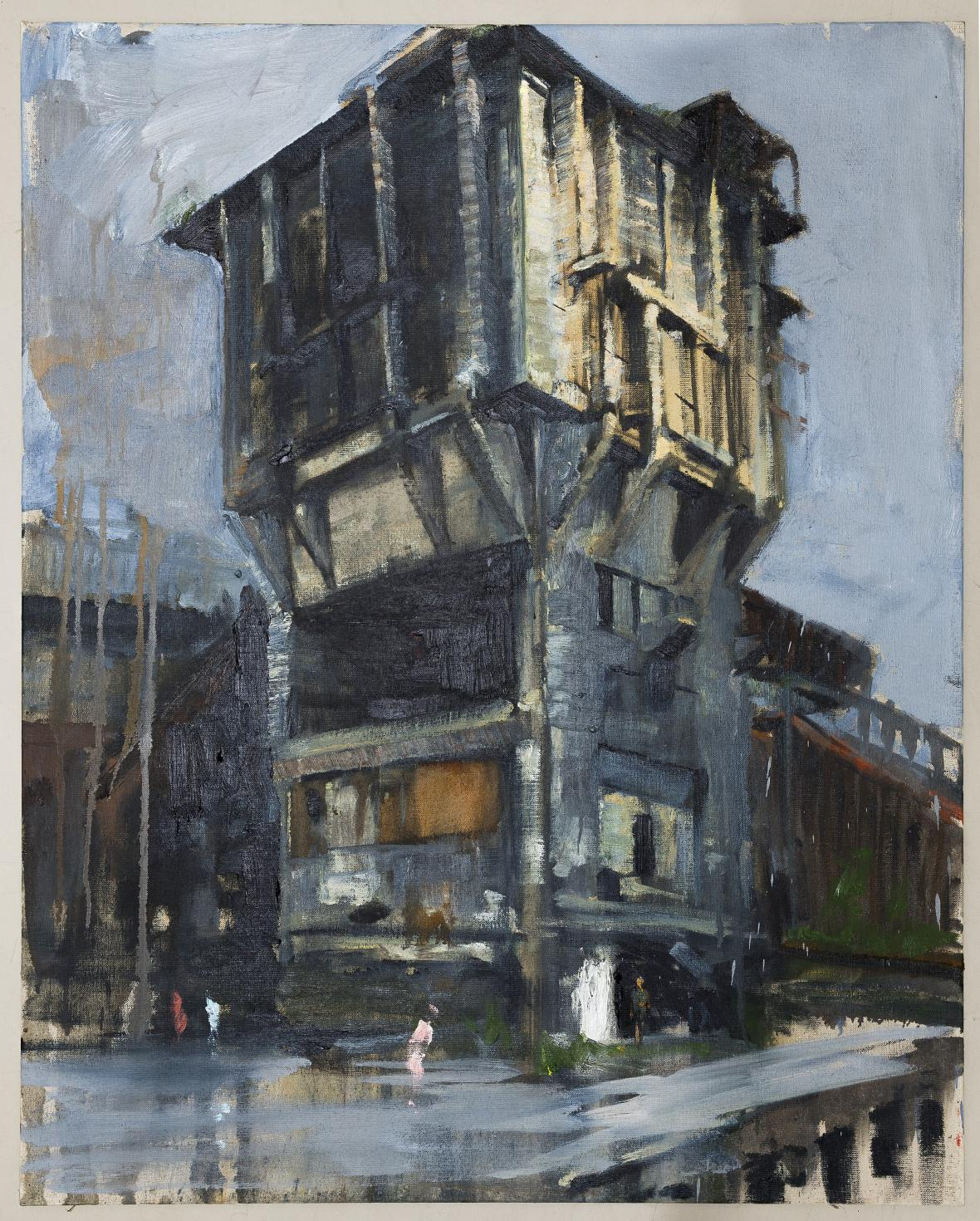 Colours of Ostrava Plein Air / autor Juraj Toman