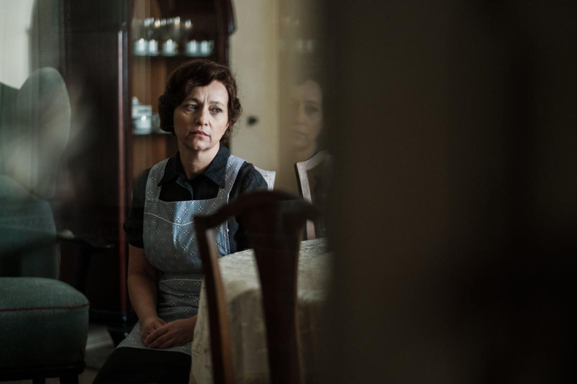 Hospodyni u Horákových hraje Alena Mihulová