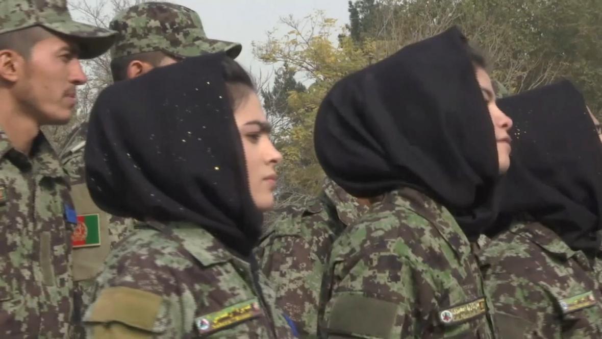 Afghánky v armádě